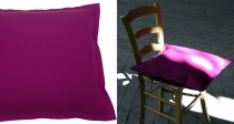 One Colour Cushion